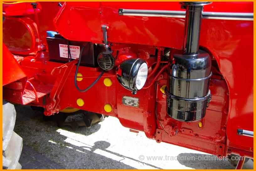 Feldmeister tractor trekkers tractors oldtimers herstellen for Tractor verlichting
