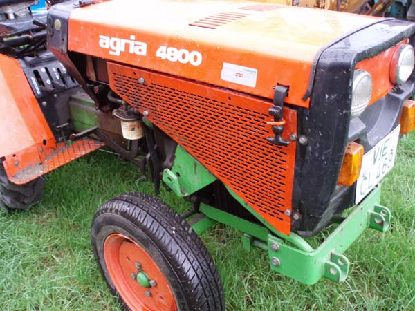 Agria 4800  tractor motorblok